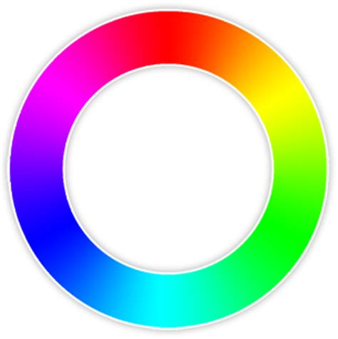 Colors On The Web Gt Color Theory Gt The Color Wheel Pictures In Color