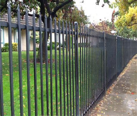 iron security fencing riverside moreno valley temecula