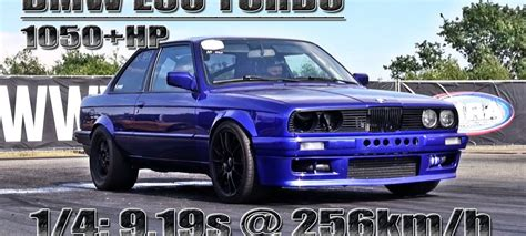Bmw E30 Turbo by Bmw E30 3 6l Turbo 1050hp 9 Second Car Turbo And Stance