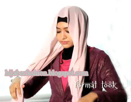 tutorial berhijab untuk ke kantor tutorial hijab untuk ke kantor yang elegan tutorial hijab