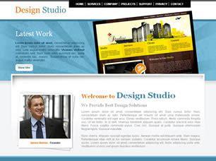 design studio templates design studio free website template free css templates