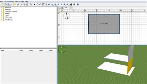 sweet home 3d design tutorial tutorial sweet home 3d