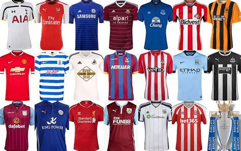 epl home top 10 2014 15 premier league kits it s football not soccer