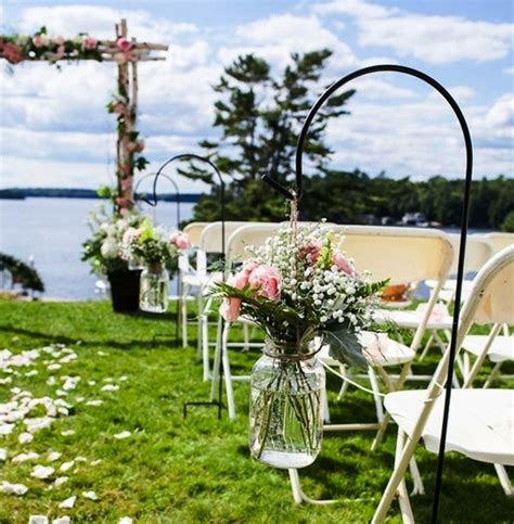 outdoor wedding centerpiece ideas 25 outdoor wedding decoration ideas instaloverz