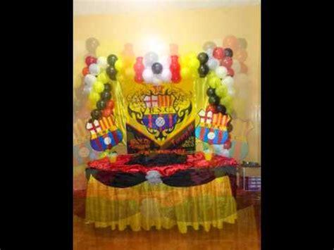 decoracion fiestas barcelona decoracion de barcelona decocandy youtube