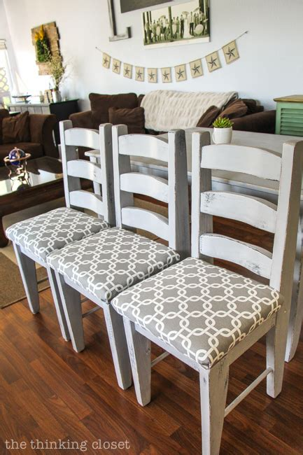 Reupholster Dining Room Chairs by How To Reupholster A Dining Room Chair Onyoustore