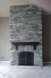 brighton and fireplace fireplace done in echo ridge country ledgestone by boral
