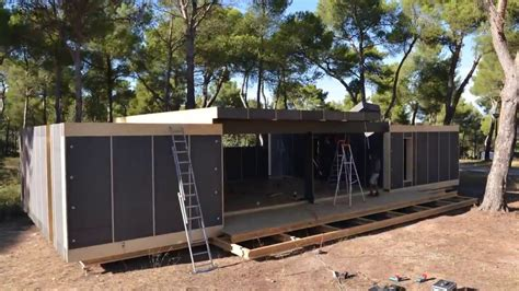 popup house popup house diy passive house building youtube