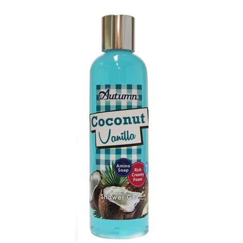 Harga Promo Foam Maker Alat Pembuat Busa Sabun autumn shower gel coconut vanilla 250ml gogobli