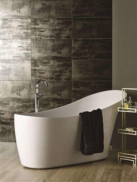 metallic bathroom tiles 37 best ideas about metallic tiled looks on