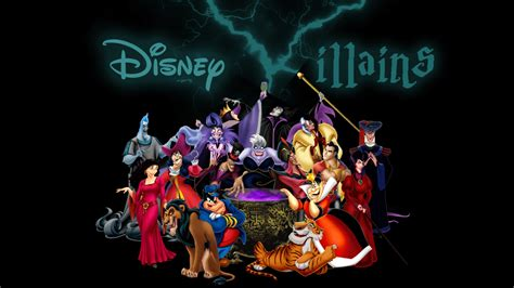 wallpaper disney villains villains wallpapers wallpaper cave