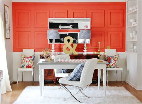 sherwin williams office colors 7 ways to make a bold palette work in a small space
