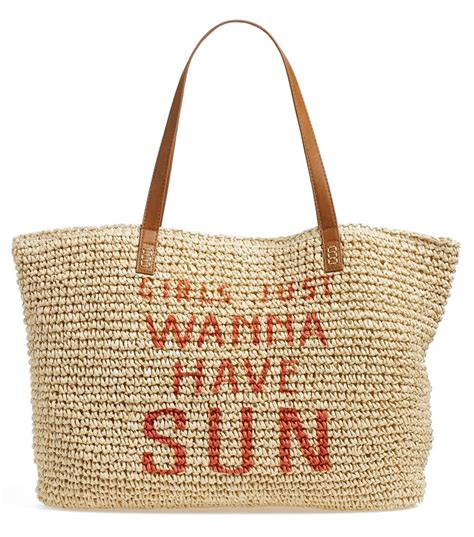 Straw Bag straw bags and totes bags more