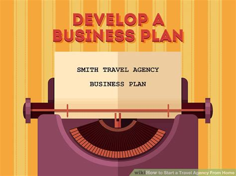 How To Start An Online Travel Agency Working From Home - how to start a travel agency from home with pictures wikihow