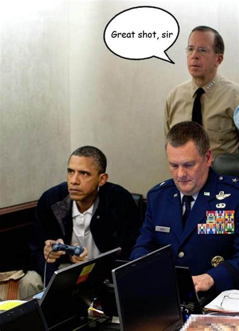 Situation Room Meme - photo monster pic of the day president obama in the