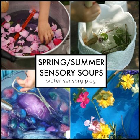 20 summer activities for preschoolers 20 sensory soup ideas for kids water sensory play