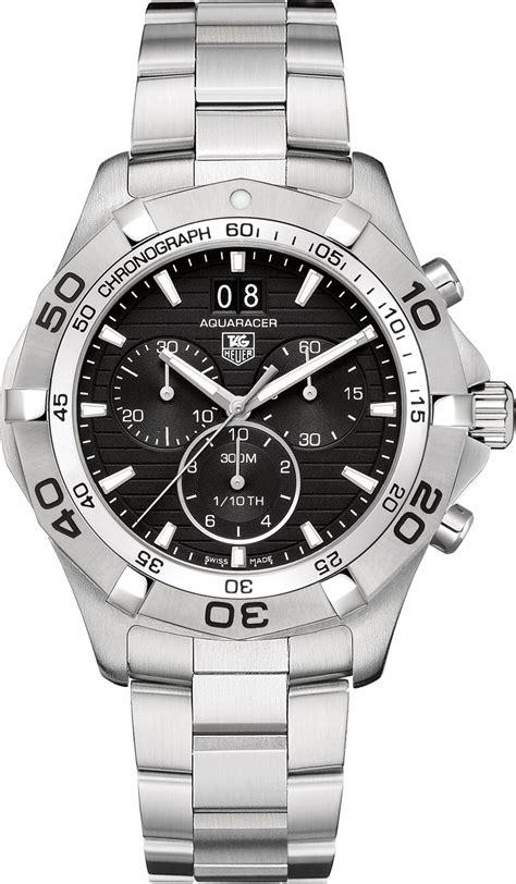 Tag Heuer Aquaracer Caf101f Ba0821 caf101e ba0821 tag heuer aquaracer grande date chronograph