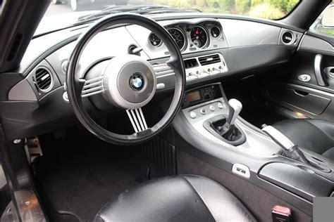 Bmw Z8 Interior by 2000 Bmw Z8 Roadster 204154