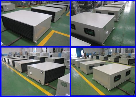 ceiling mounted air handling unit ahu for duct air