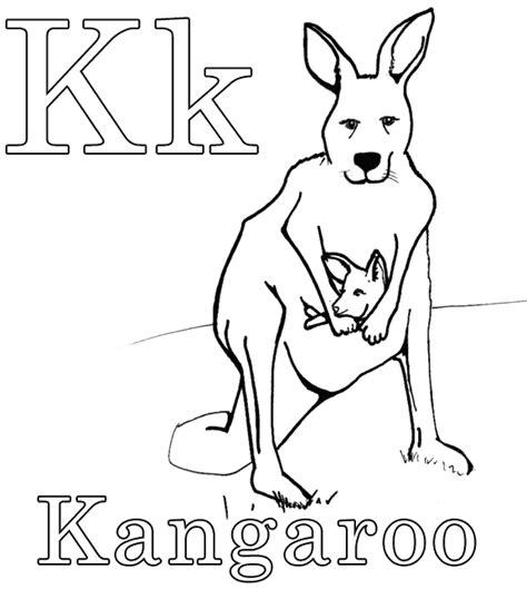 printable coloring pages kangaroos free printable kangaroo coloring books for kids education