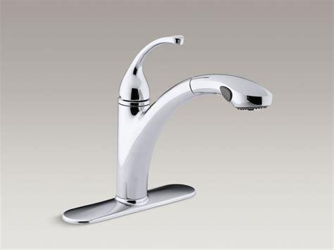 kohler forte pull out kitchen faucet standard plumbing supply product kohler k 10433 bn