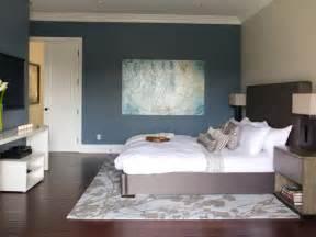 Bedroom Color Schemes Modern Blue Contemporary Bedroom Makes Colors Pop Hgtv