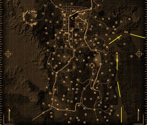 new vegas map fallout new vegas maps the fallout wiki fallout new vegas and more