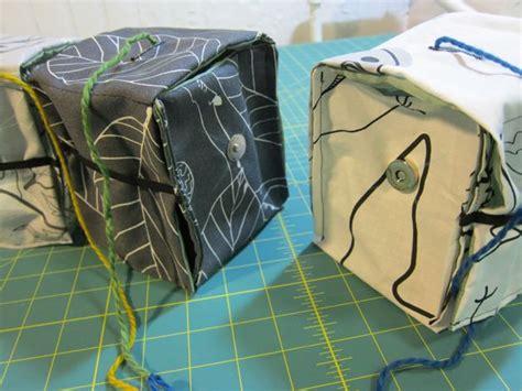 sewing pattern for yarn holder tutorial modular colorwork yarn holders red handled