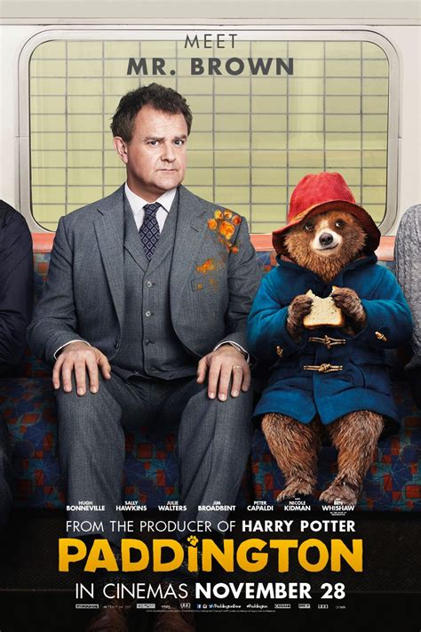 Mr Brown Meme - recentmovieposters six uk character posters for