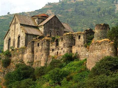 akhtala monastery  armenian monastery   tenth