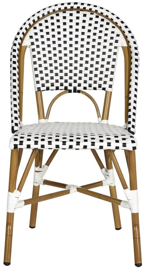 Safavieh Bistro Chairs Fox5210e Set2 Dining Chairs Outdoor Dining Chairs Furniture By Safavieh
