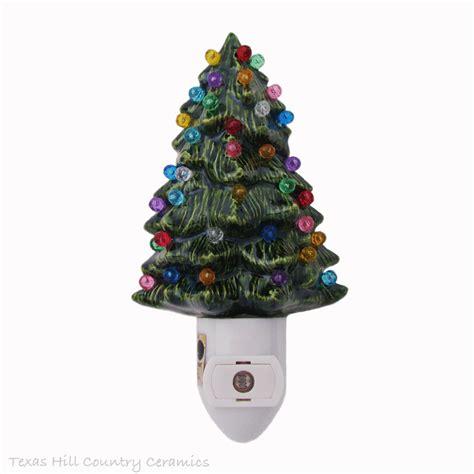 automatic tree ceramic tree light with automatic sensor