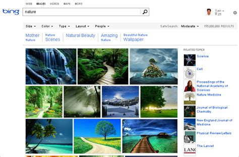 rolls out new look for image search with cool new