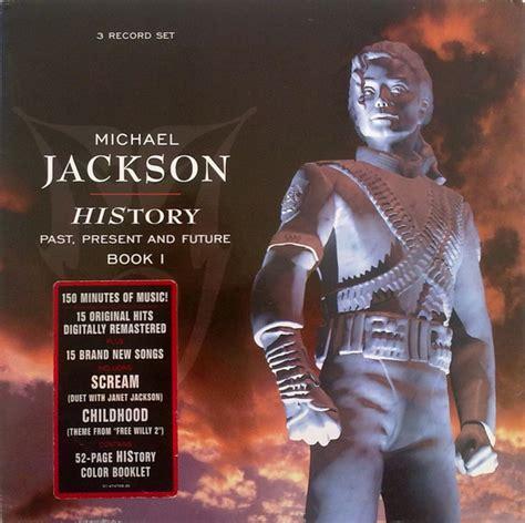 michael jackson history past present future album michael jackson history past present and future