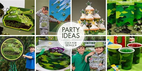 camouflage party supplies camouflage birthday