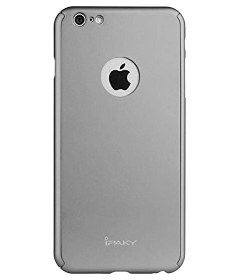 Ipaky 360 Protective Slim For Xiaom Berkualitas 1 ipaky 360 degree protective slim fit front and back cover for apple iphone 6 grey with