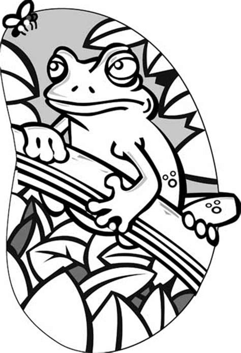 easter frog coloring page free easter frog coloring pages