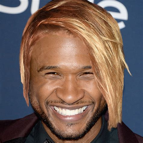 usher hairstyle 2015 see justin bieber s posse rock his new hairdo photos