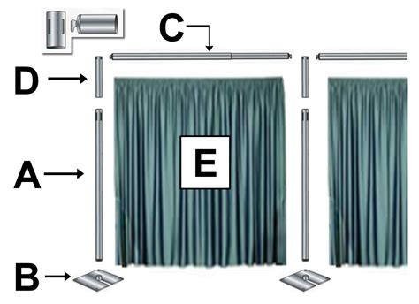 how to make pipe and drape integrity furniture backdrop pipe drape backdrop