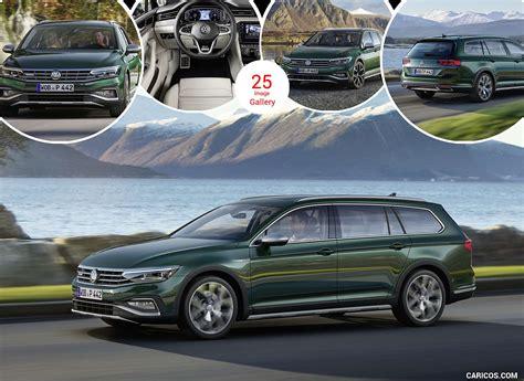 Volkswagen Alltrack 2020 by 2020 Volkswagen Passat Alltrack Eu Spec Caricos
