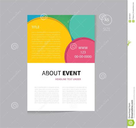 Program Booklet Template Shatterlion Info Event Booklet Template