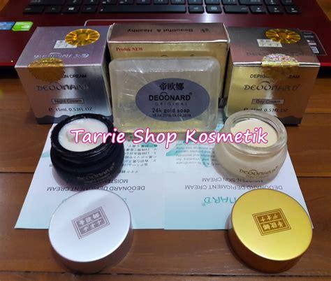 deoonard gold silver toko  kosmetik deoonard