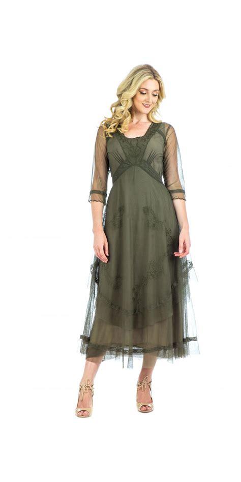 Cl Dress nataya cl 163 dress in olive