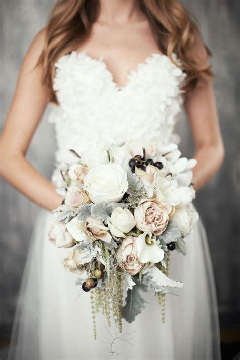 Wedding Bouquet Winter by 25 Best Ideas About Winter Wedding Flowers On