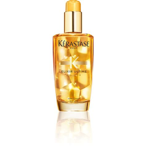 Kerastase Exilire Ultime 100ml k 233 rastase elixir ultime hair 100ml reviews free shipping lookfantastic