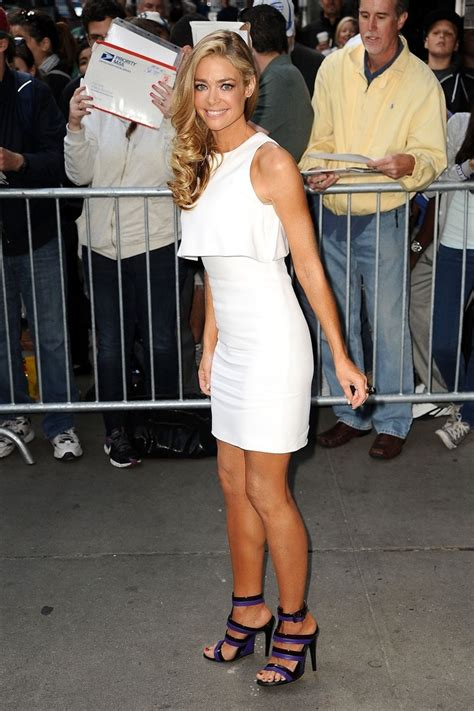 denise richards this morning denise richards photos photos denise richards stops by