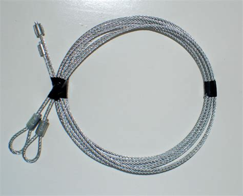 How To Wind Garage Door Cables by Garage Door Cables For Torsion Doors 7 Clopay