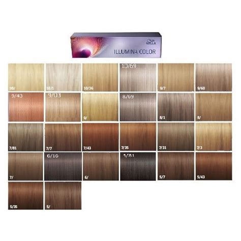 illumina color wella wella illumina color permanent creme hair color 60ml