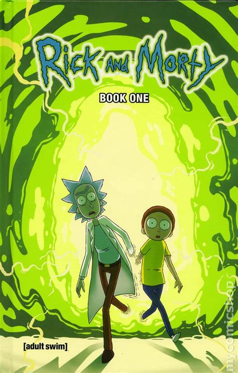 1 rick and morty coloring book books rick and morty comic books issue 1