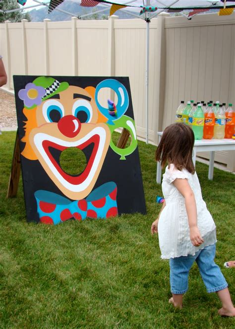 carnival themed birthday games games on pinterest minute to win it carnival games and